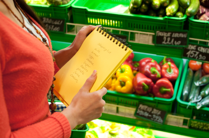 Meal Planning - Shopping